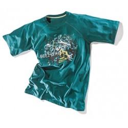 Willax T-Shirt No Limit petrol Gr.L 589-0-1300-L