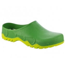 Willax TR-Clog Super Peppergreen, Gr. 43/44 336-0-1150-3/44