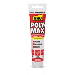Uhu UHU POLY MAX EXPRESS 115 G GLASKLAR TUBE 47845
