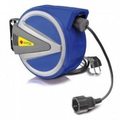 ERBA Automatik Elektrotrommel 13+1m mit Stopfunktion 11050