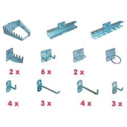 Güde Werkzeughalter-Sortiment 28tlg 40768