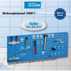 Güde Werkzeuglochwand 1200 P/1 40956