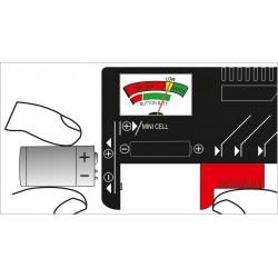 Conmetall Batterietester analog B29821