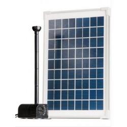 Heissner Solar-Teichpumpe Sp 300 Mr. Gardener WSP300-00