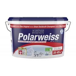 EM SW Polarweiss 5 Ltr. scheuerbestaendig weiss 246900050095