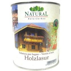 Scherzenlehner Holzlasur Natural Farblos 2.5 L 141