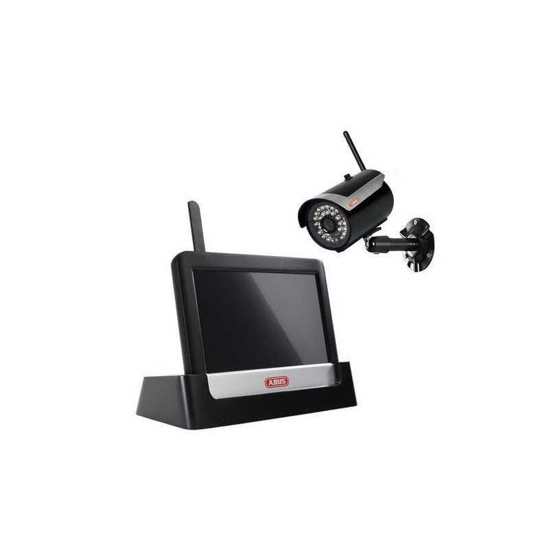 ABUS Video Ueberwachungsset 7 TVAC 16000A 51951