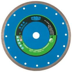 TYROLIT Diamantfliesensaege Premium 1A1R 200x1,5x30/25,4 ET-T 701934