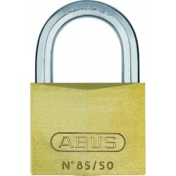 ABUS Messing-Vorhangschloss 85/50 S 0025108