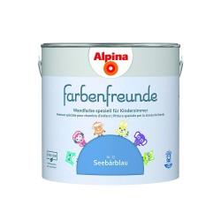 Glemadur Alpina Farbenfreunde 2,5L Seebärblau 016810902