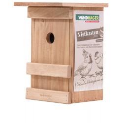 Windhager Nistkasten VARIO 18x20x34cm, Massivholz 06925