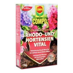COMPO Compo Vital für Hortensien + R 1,0Kg 21795
