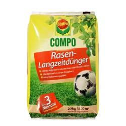 COMPO Compo Rasendünger 20kg mit Langzeitwirkung 13112