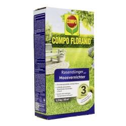 COMPO Compo Rasenfloranid 1,5kg mit Moosvernichter 13401