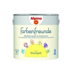 Glemadur Alpina Farbenfreunde 2,5L Bienengelb 016840902