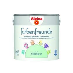 Glemadur Alpina Farbenfreunde 2,5L Kolibrigrün 016640902
