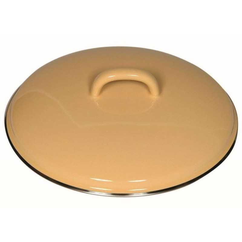 Riess Deckel mit Chromrand 20cm, Serie BUNT 0099-6