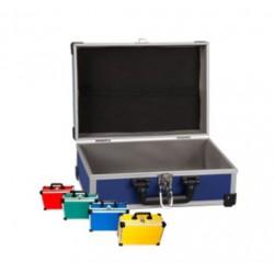 AL Utensilienkoffer Farben: rot/gruen/blau/gelb 6061100