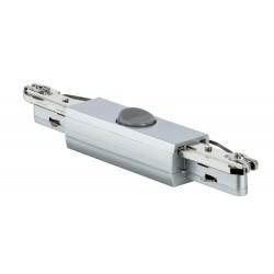 Paulmann URail Rail-Switch max. 500W verchromt matt 95282
