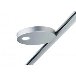 Paulmann LED Spot Uplight Salto URail r 16W 750LM 27000K verchromt mat 95321