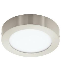 Eglo LED-Aufbauspot D170 Nickel 300 Aufbauspot Fueva 110,95 W LED 94523