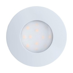 Eglo LED Einbauleuchte Pineda-IP 6W 500LM 3000K weiss mod. 96414