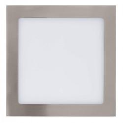 Eglo LED-Einbausp.225X225 Nickel 30 Einbauspot Fueva 116,47 W LED 31677