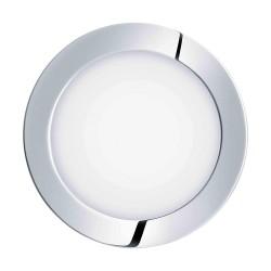 Eglo LED-Einbauspot Fueva 1 10,9W D.170 1200LM 3000K chrom 96244