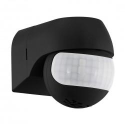Eglo Sensor Detect Me 1 schwarz IP44 96454