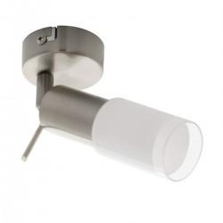 Eglo LED Spots Vedra 3,5W 450LM 3000K Glas nickel-m 96786