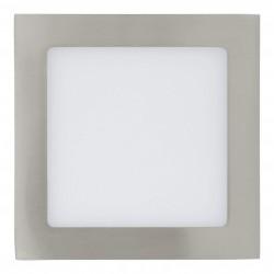 Eglo LED-Einbauspot 85X85 Nickel 30 Einbauspot Fueva 12,7 W LED 94519