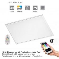 Eglo LED-BLE-RGB/CCT 300x300 Salobren 96662