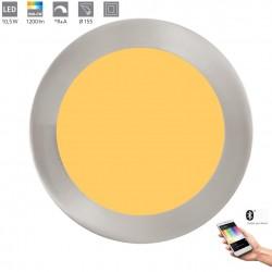 Eglo LED-BLE-RGB/CCT Spot DM 170 Nickel 32754