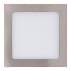 Eglo LED-Einbausp.170X170 Nickel 30 Einbauspot Fueva 110,95 W LED 31673