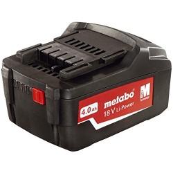 METABO Akkupack 18 V, 4,0...