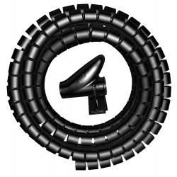 Kopp Kabelschlange schwarz...