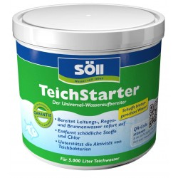 Soell TeichStarter 500g  80705