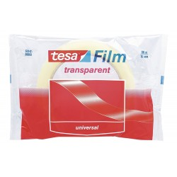 Tesa Film transparent 66 m,...