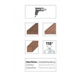 Alpen Schalungsbohrer 16.0...
