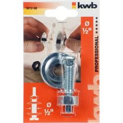 KWB Aufspanndorn 12.75mm...