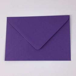 Dekoration Umschlag C6 lila...