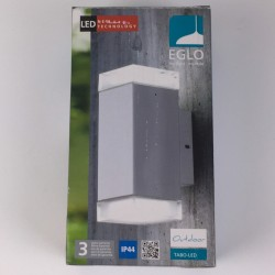Eglo AL-LED-Wl/2 Edelstahl...