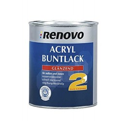 EM EM Acryl-Buntlack 2in1,...