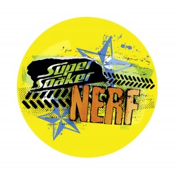 Happy Nerf Super Soaker...