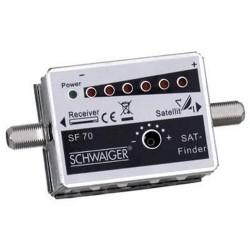 Schwaiger Satfinder 6 LED...