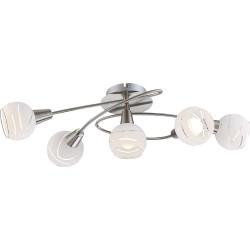 Globo LED-5xSpotleuchte...