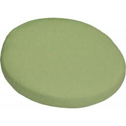 Balkonkissen rund apfelgrün...