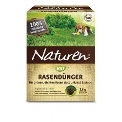 Naturen Bio Rasendünger 2,8...