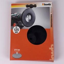 KWB Gummiteller DM125mm...