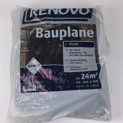 EM Bauplane Profi 4 x 6 m,...